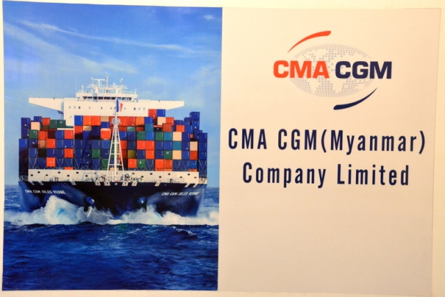 CMA Myanmar Office Picture